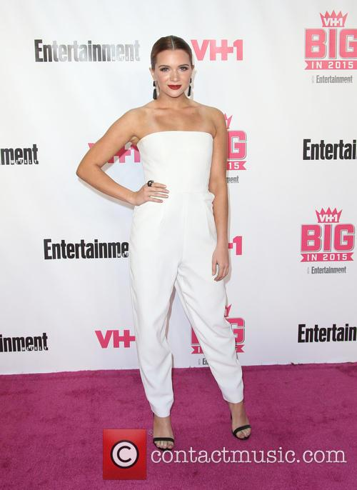 Entertainment Weekly and Katie Stevens 7