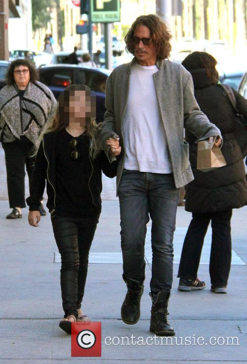 Chris Cornell and Toni Cornell 3