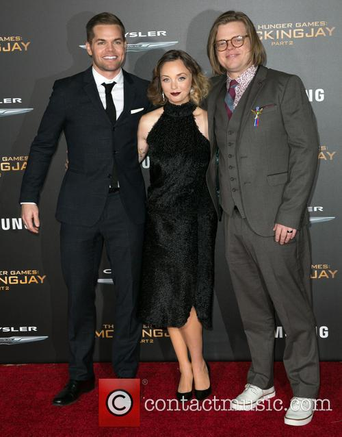 Wes Chatham, Guest and Elden Henson