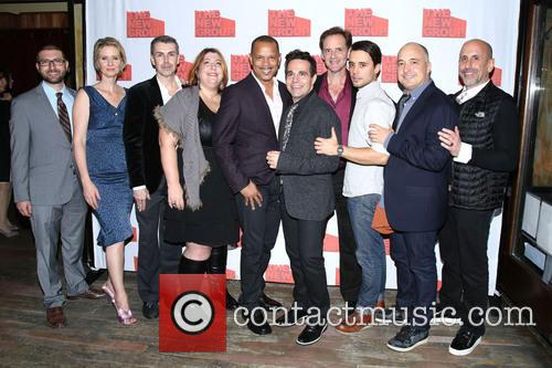 Adam Bernstein, Matt Mcgrath, Ashlie Atkinson, Jerry Dixon, Mario Cantone, Malcolm Gets, Francisco Pryor Garat, Mark Gerrard and Scott Elliot 1