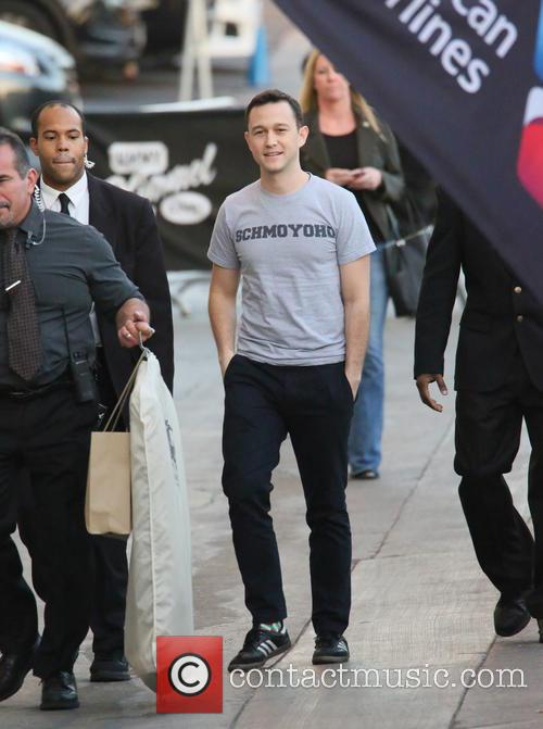 Joseph Gordon-levitt and Joseph Gordon Levitt 2