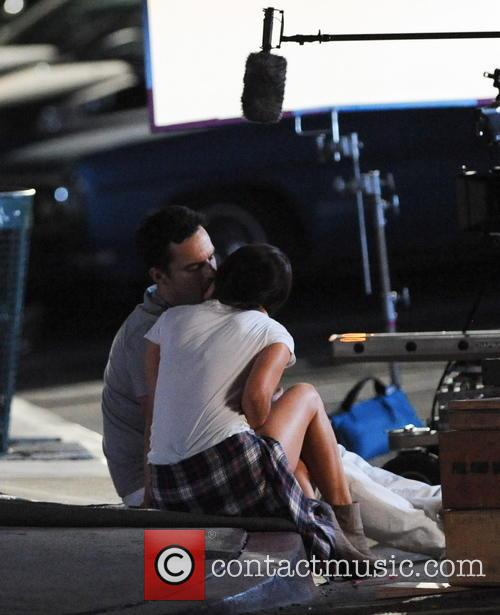 Megan Fox and Jake Johnson 7