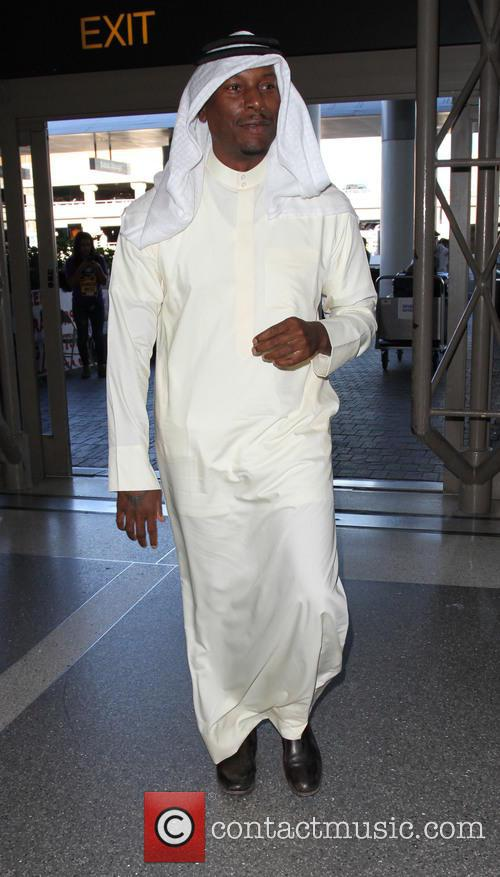 Tyrese Gibson 8