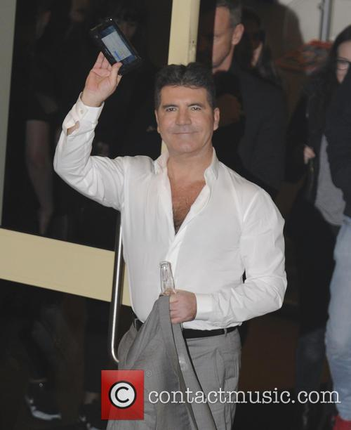 Simon Cowell Speaks About Burglary At Family Home