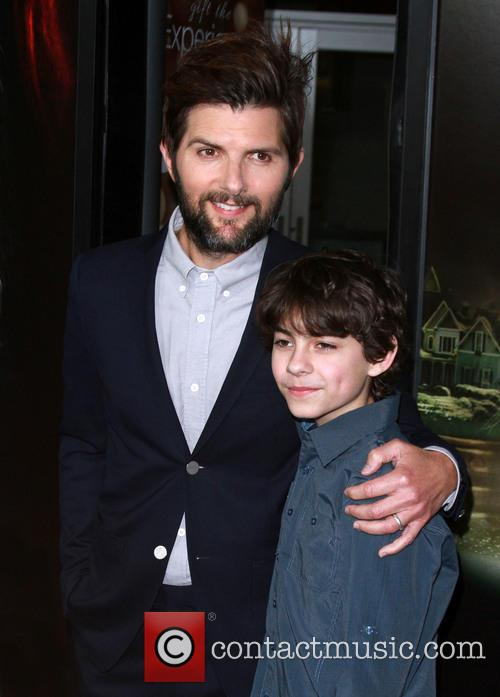 Adam Scott and Emjay Anthony 9