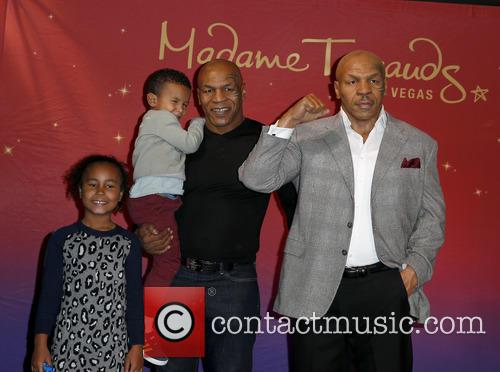 Mike Tyson and Family 10