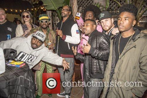 Daz Dillinger, Dave O'philly, Tyrin Turner, Lil Caine The Artist, Snoop Lion, Snoop Dogg, Bishop Don Magic Juan and Afroman