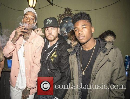 Wiz Khalifa, Dave O'philly and Lil Caine The Artist 1
