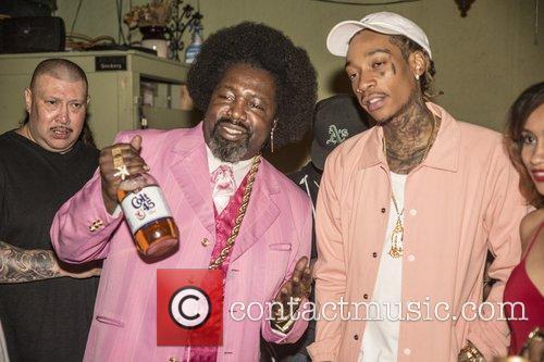 Afroman and Wiz Khalifa