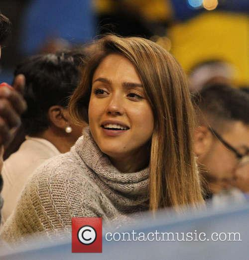 Jessica Alba and Cash Warren 8