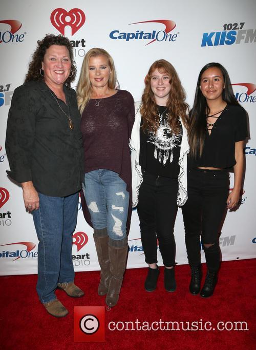 Dot Marie Jones, Bridgett Casteen and Guests