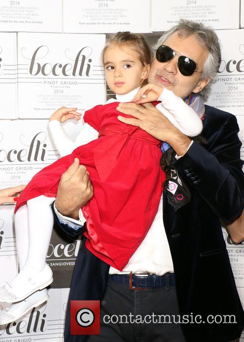 Andrea Bocelli and Virginia Bocelli 1