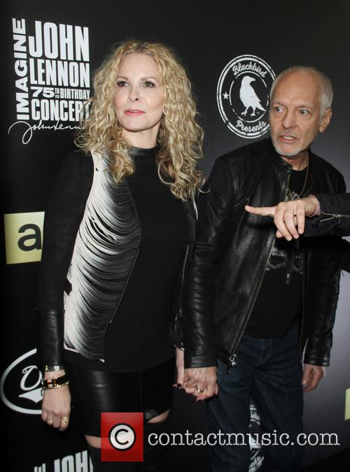 Peter Frampton and Robin Rains 1