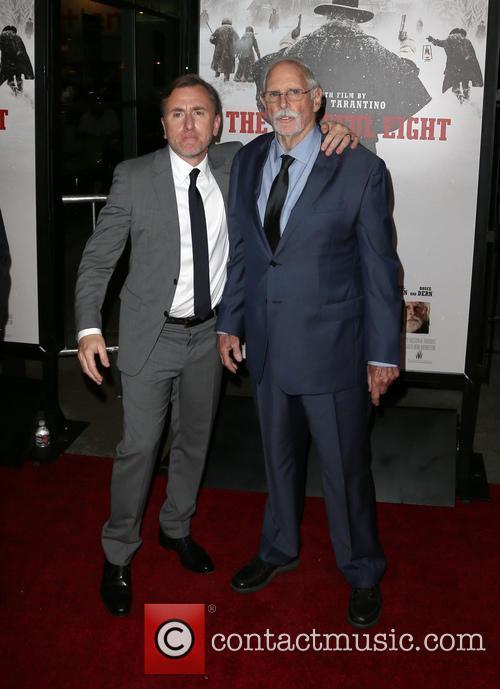 Tim Roth and Bruce Dern