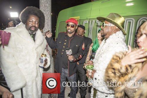 Bishop Don Magic Juan and Afroman