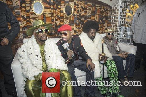 Bishop Don Magic Juan and Afroman 2
