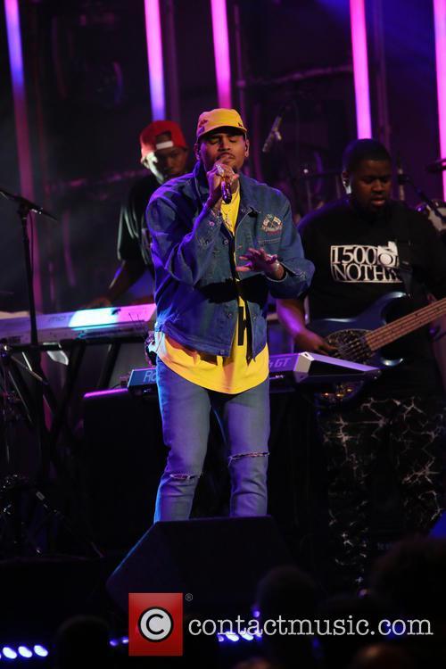 Chris Brown and Rick Ross 5