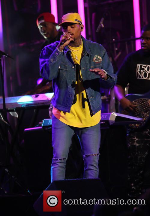 Chris Brown and Rick Ross 6