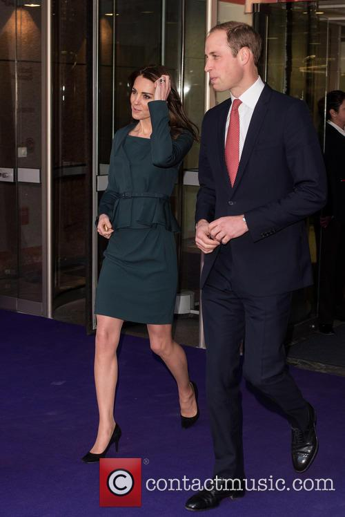 The Duchess Of Cambridge, Prince William and The Duke Of Cambridge
