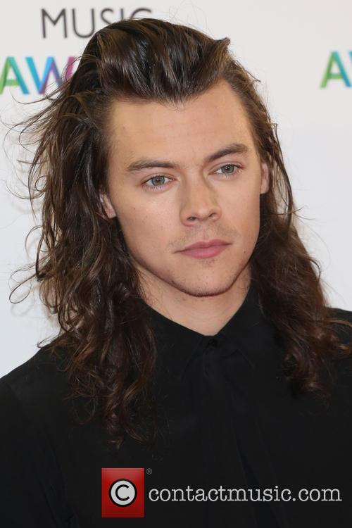 Harry Styles and One Direction 1