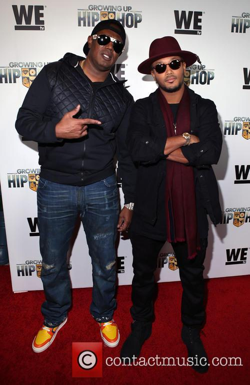 Master P and Romeo Miller