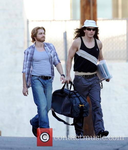 James Franco and Dave Franco 1