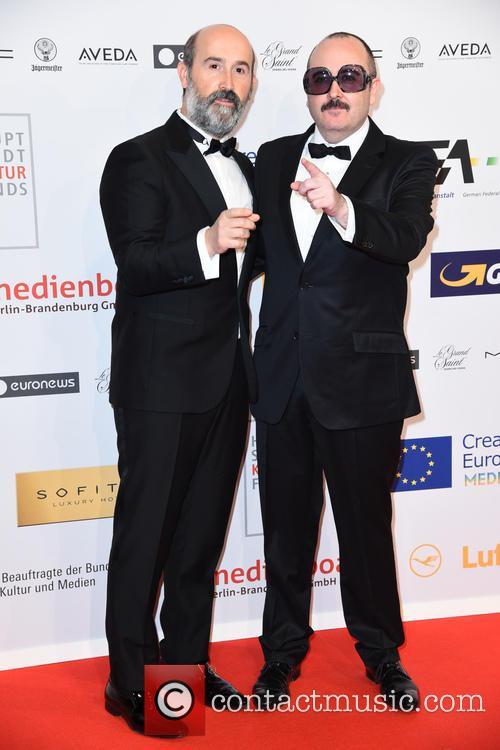 Javier Camara and Carlos Areces