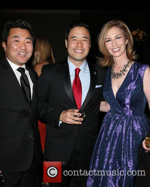 Randall Park and Guests
