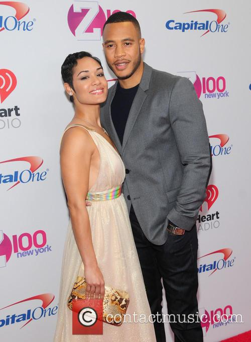 Grace Gaeley and Trai Byers