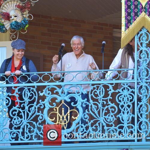 Dick Van Dyke and Arlene Silver 2