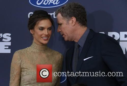 Alessandra Ambrosio and Will Ferrell 3