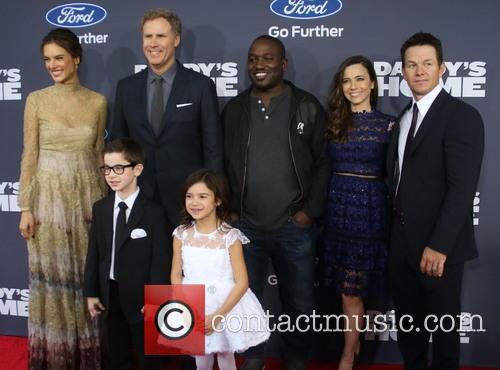 Alessandra Ambrosio, Will Ferrell, Hannibal Buress, Linda Cardellini, Mark Wahlberg, Owen Vaccaro and Scarlett Estevev