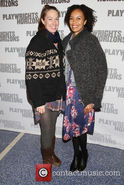 Elizabeth Marvel and Eisa Davis
