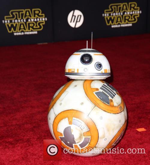 Walt Disney, Bb-8 and Star Wars 3