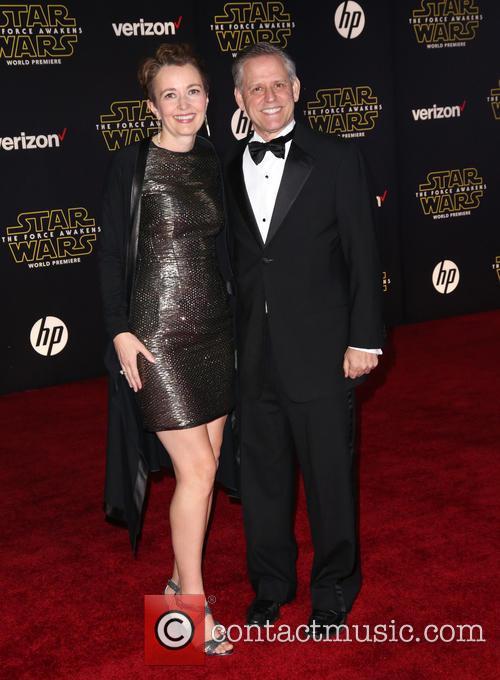 Walt Disney, Suzette Clarke, Jeff Clarke and Star Wars 5