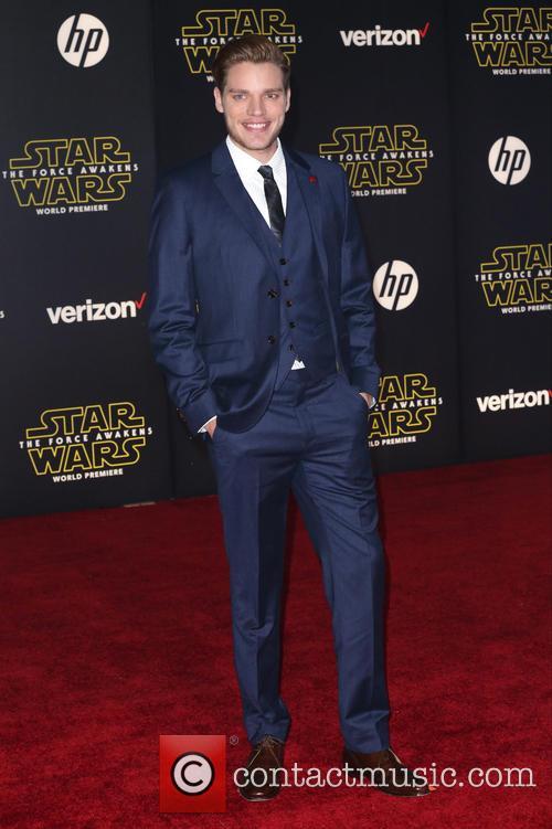 Walt Disney, Dominic Sherwood and Star Wars 11