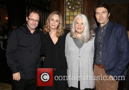 Stephen Root, Lisa Emery, Lois Smith and Noah Bean 6