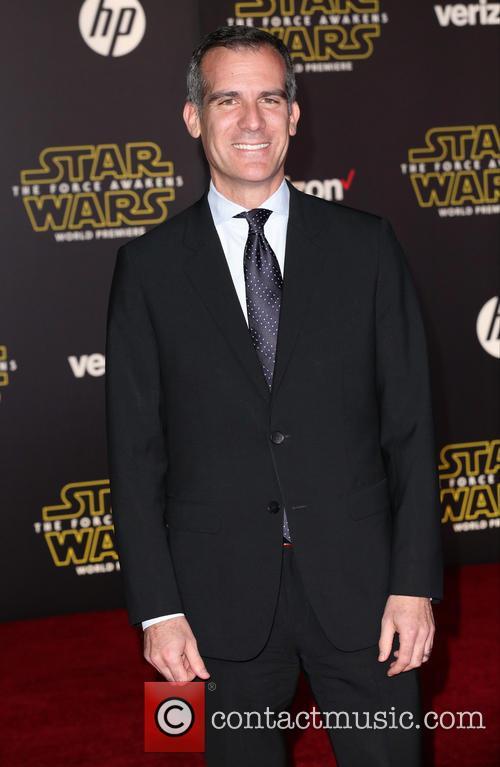Walt Disney, Eric Garcetti and Star Wars 2