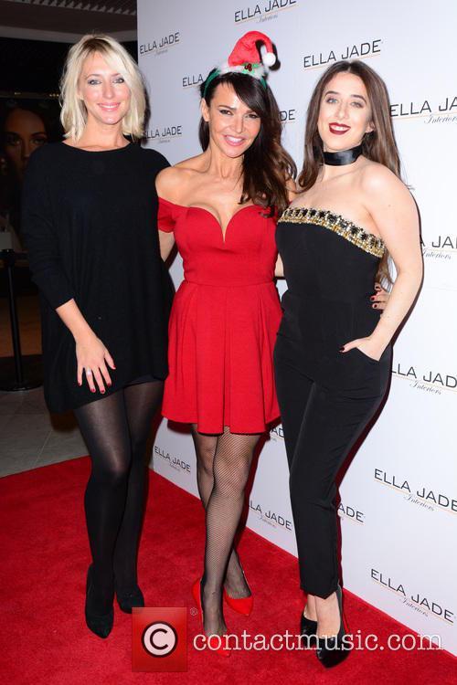 Ali Bastian, Lizzie Cundy and Ella Jade 3