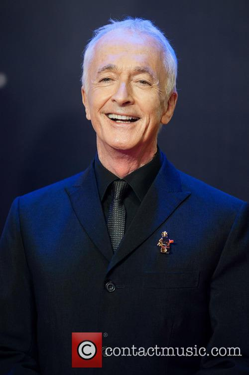 Anthony Daniels and Star Wars