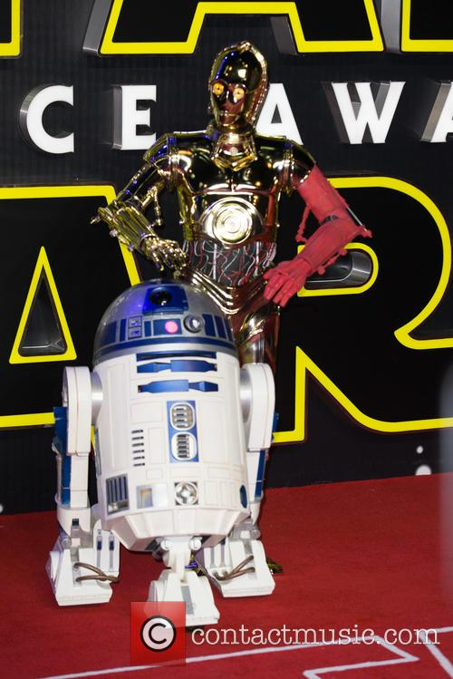 Star Wars, R2d2 and C3p0 2