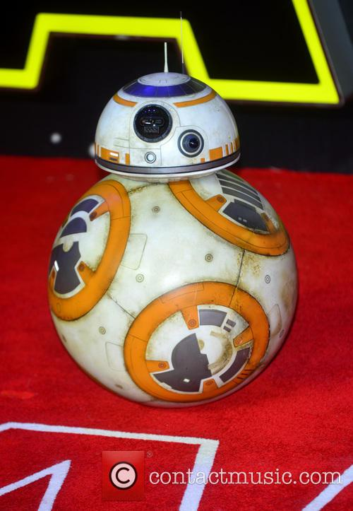 Star Wars and Bb-8 1