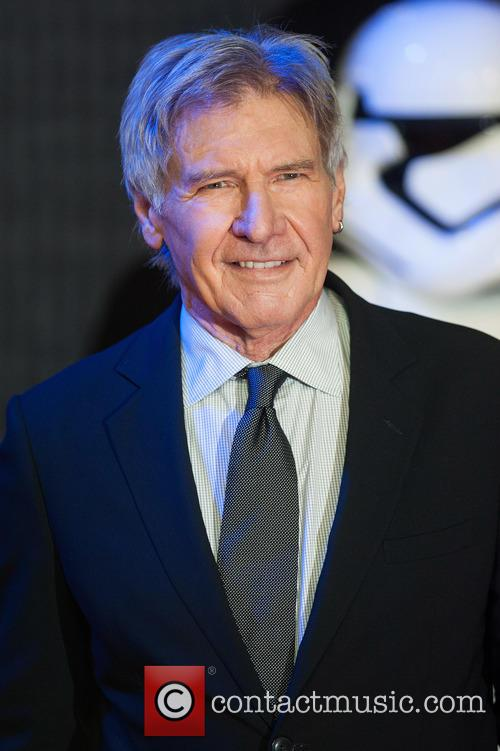 Harrison Ford and Star Wars 2