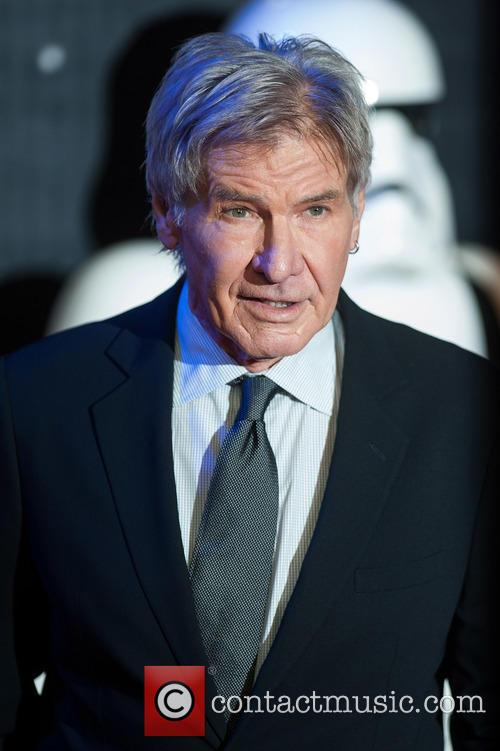 Harrison Ford and Star Wars 3
