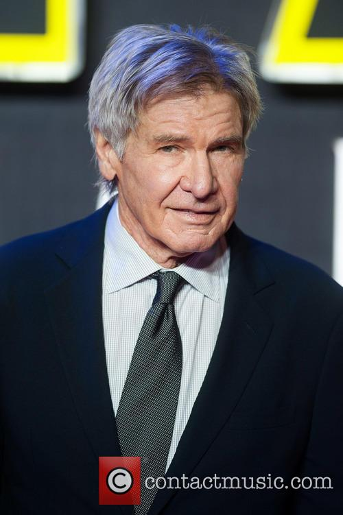 Harrison Ford and Star Wars 4