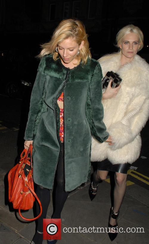 Sienna Miller and Poppy Delevingne 10