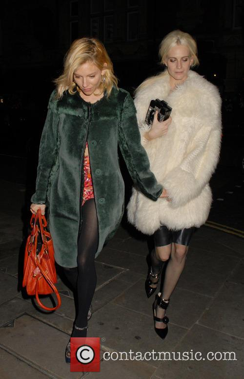 Sienna Miller and Poppy Delevingne 11