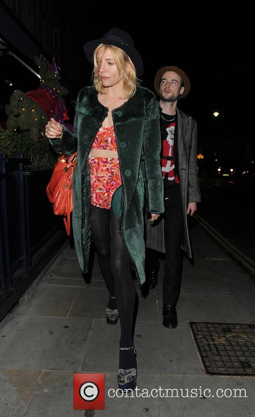 Sienna Miller and Tom Sturridge 4