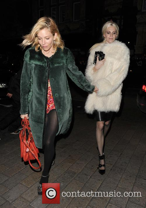 Sienna Miller and Poppy Delevingne 10