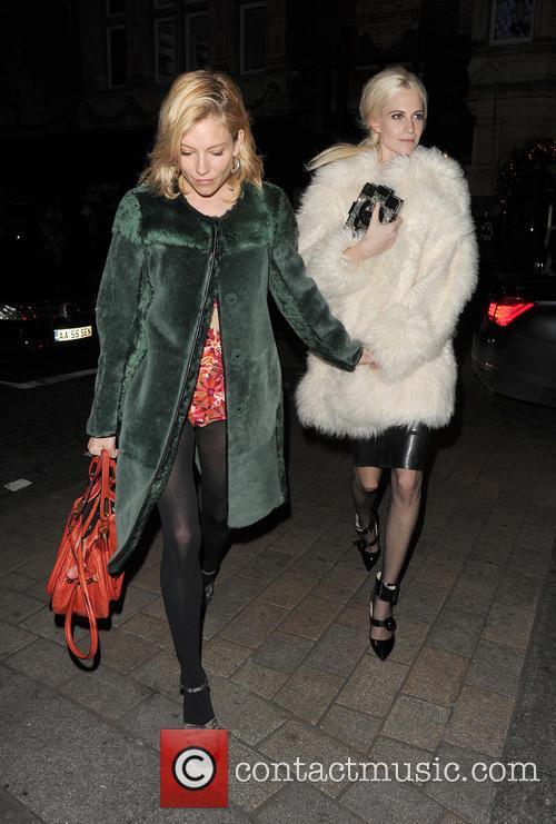Sienna Miller and Poppy Delevingne 11